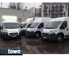 Wynajem Wypożyczalnia aut samochodów dostawczych Warszawa